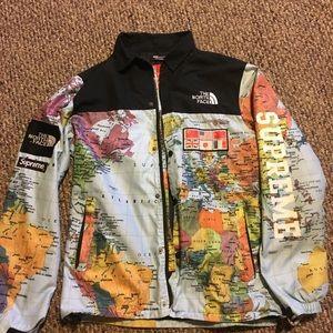 Supreme//TheNorthFace Expedition Jacket